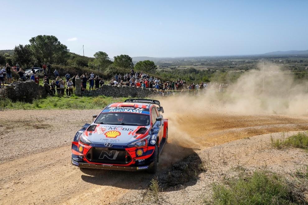 El cántabro ha estado más tiempo que nunca, desde el Rally de México, en marzo, alejado del Mundial.
