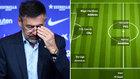 El equipazo de chascos del Barça