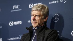 Wenger dejó de entrenar al Arsenal en 2018.