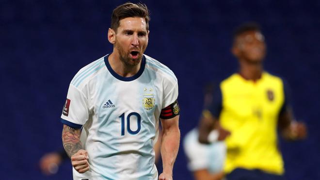 Argentina consiguió la victoria en la primera jornada.