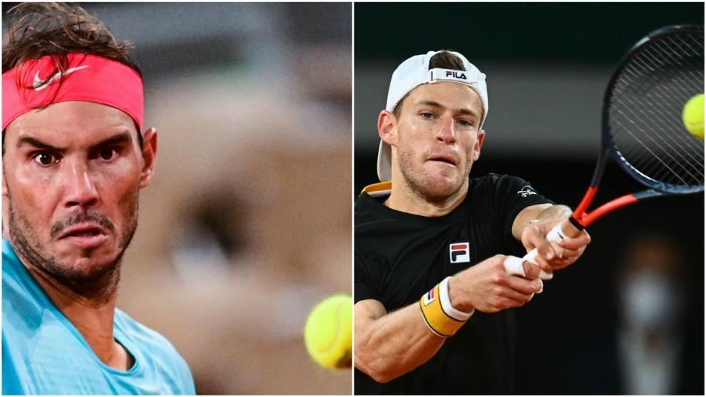 Nadal and Schwartzman.