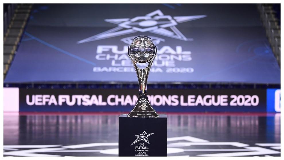 Horario, canal y donde ver en TV la Champions de Futbol Sala