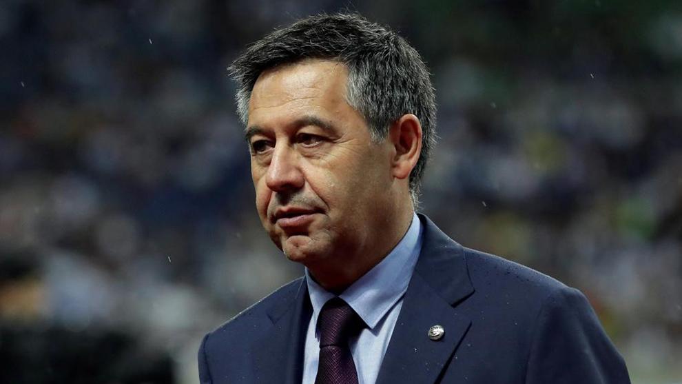 Josep Maria Bartomeu.