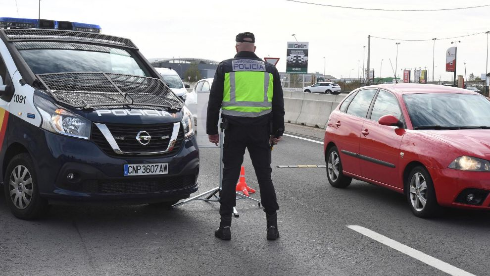 Policía municipal, local y Guardia Civil se desplegarán por la...