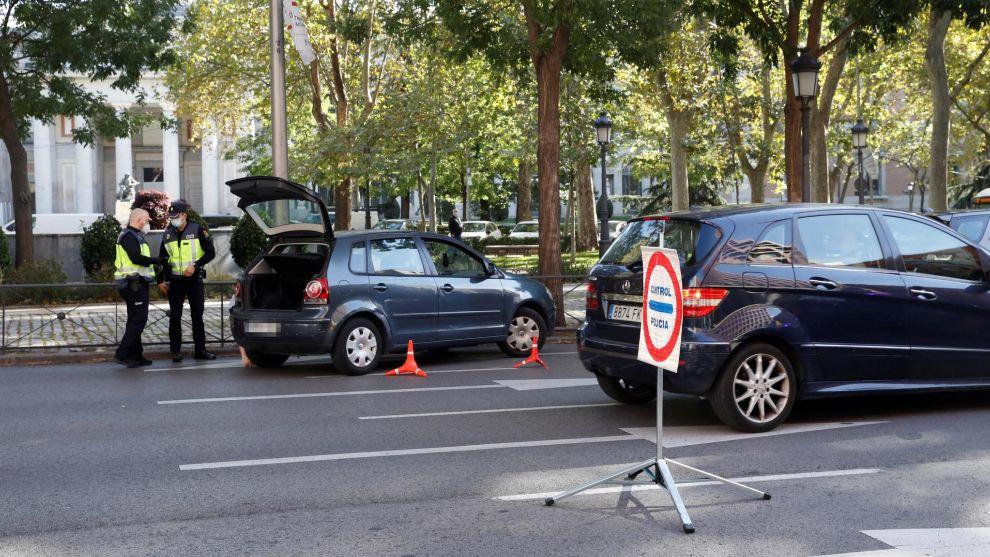 Estado de alarma en Madrid: restricciones y medidas del gobierno