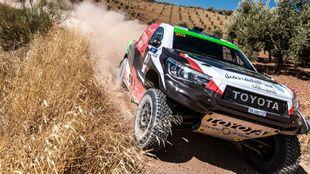 Yazeed Al.Rajhi (Toyota) Andalucía Rally 2020