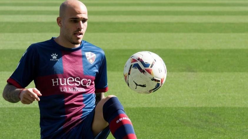 Huesca - LaLiga: Sandro y el reto de reencontrarse en Huesca