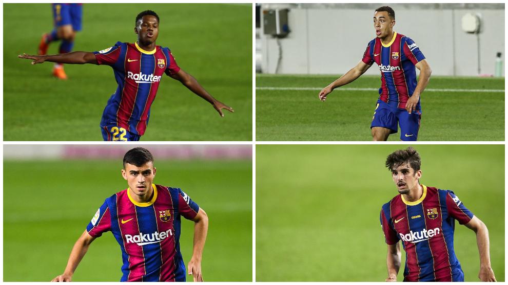 El Barça se quita arrugas: la plantilla más joven desde la primera temporada de Luis Enrique