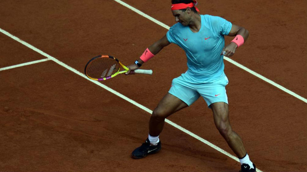 Nadal defeats Schwartzman and is one step away from his 13th French Open title