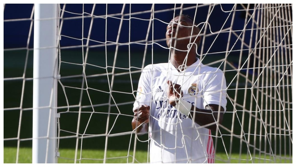 Casemiro: Vinicius wants to be in the Brazil squad, but I don't see him frustrated