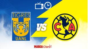 Tigres vs América Liga MX Femenil, ¿dónde ver?