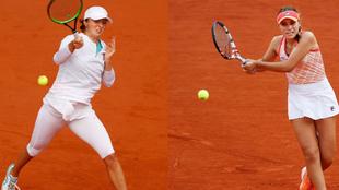 Sofia Kenin vs Iga Swiatek, por el títulod e Roland Garros