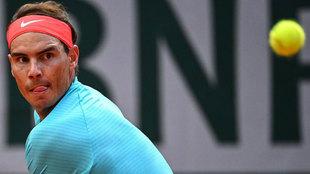 """Nadal: """"Novak está con 17, veremos qué sucede"""""""