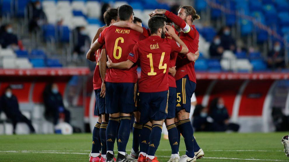 España sigue en el buen camino