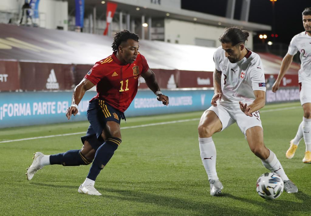 Germany beat Ukraine for first Nations League win, Spain edge Switzerland