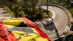 Los WRC volverán la próxima temporada al asfalto tarraconense.