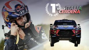 Dani Sordo ha vuelto a conquistar el Rally de Cerdeña.