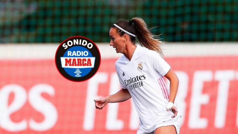 Así sonó en Radio MARCA el primer gol en la historia del Real Madrid Femenino