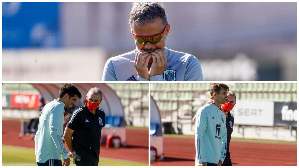 España se queda con 22 convocados tras estas dos ausencias.