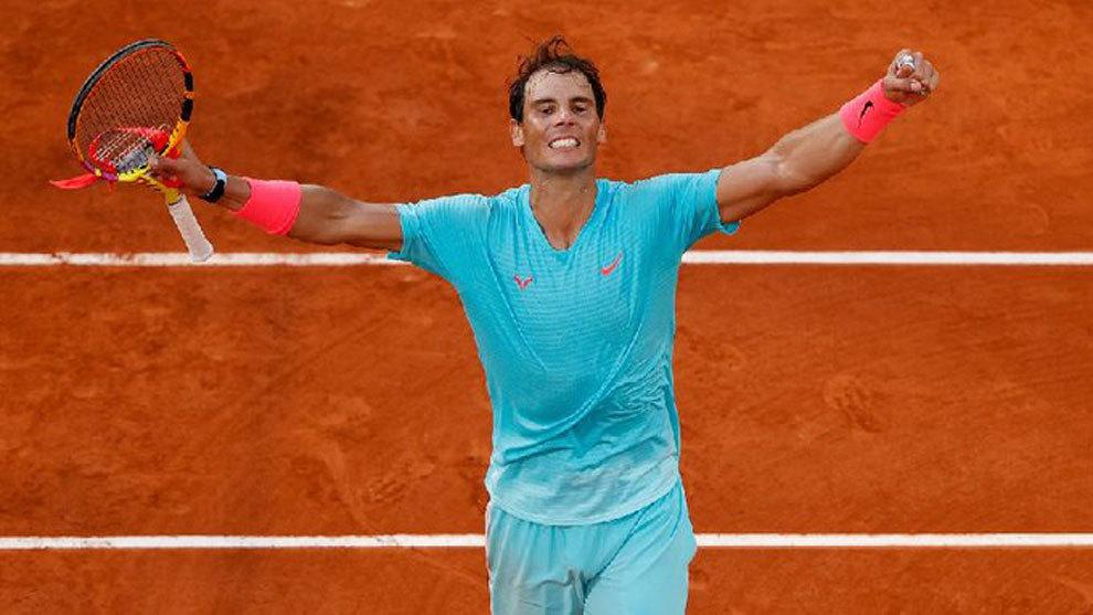 Rafa Nadal gana su 12+1 final de Roland Garros, todas las reacciones del mundo del deporte