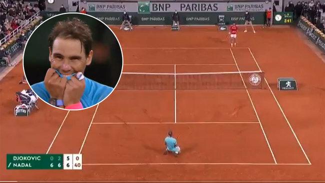 Así ganó Nadal su Roland Garros 12+1: esta celebración ya es legendaria