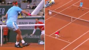 Los dos puntos de la final: por esto no hay quien pare a Nadal en Roland Garros