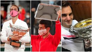 El español se quedó con Roland Garros 2020.
