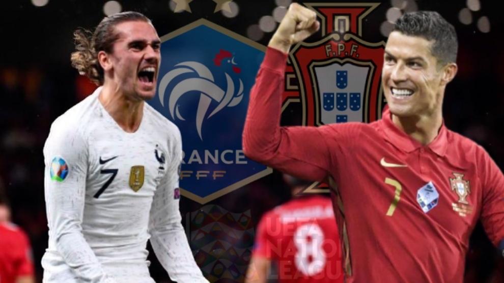 Francia - Portugal: resumen, resultado y goles