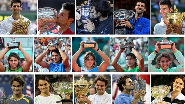 La increíble remontada de Nadal a Federer
