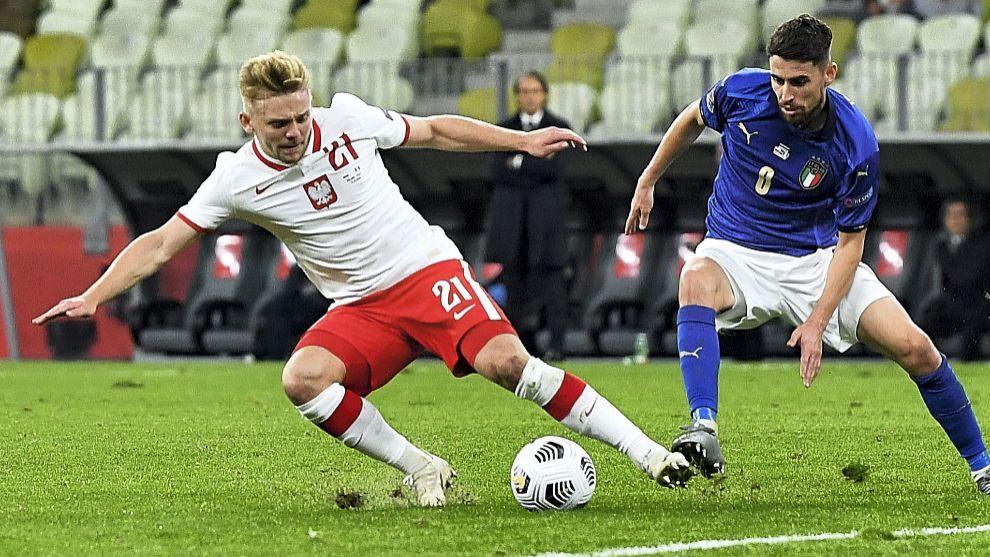 La falta de gol lastra a Italia ante Polonia