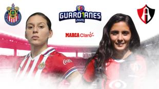 Chivas vs Atlas, en vivo minuto a minuto online el Clásico Tapatío.