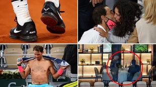 Lo que no viste de la final: el beso del campeón, el salón de lujo de un magnate de la Fórmula 1...