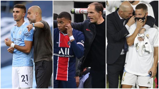 City, PSG y United son los que más derrochan en Europa