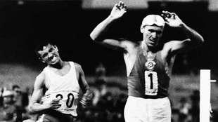 José Pedraza, a 52 años de su medalla de plata en México 68.