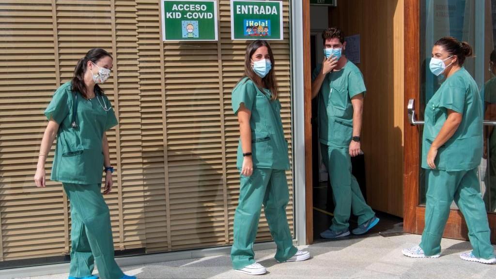 Datos coronavirus España hoy: 27.756 casos y 195 muertos en el...