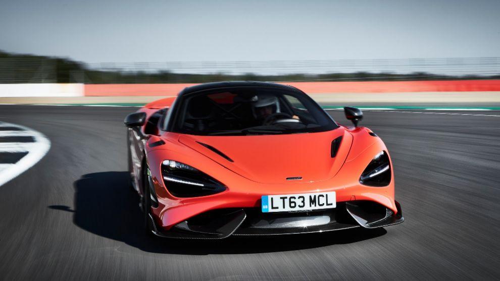 Prueba del McLaren 765LT 2020