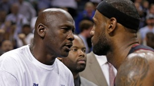 """""""Las razones por las que LeBron ni nadie podrá alcanzar a Michael Jordan"""""""