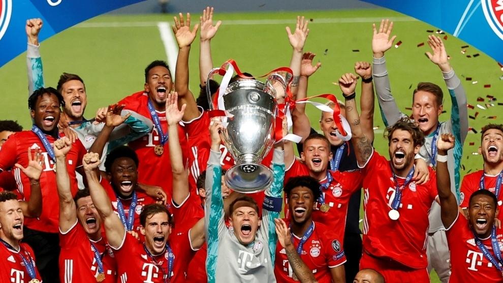 La Champions League cambiaría su formato