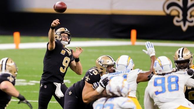 Lutz lidera a los Saints, que derrotan a los Chargers 30-27