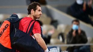 Andy Murray sobre Rafa Nadal en Roland Garros
