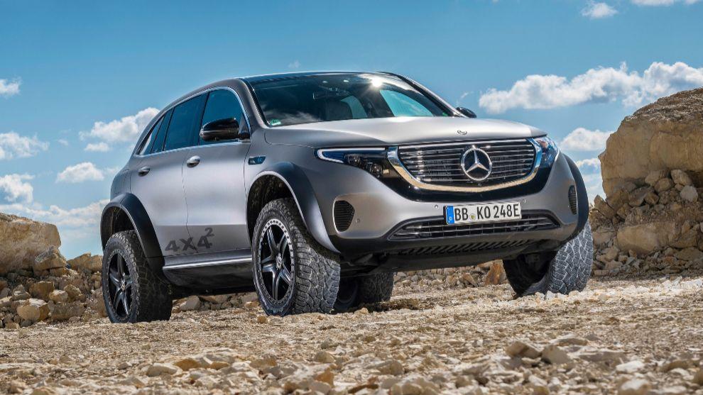 Mercedes-Benz EQC 4x4²