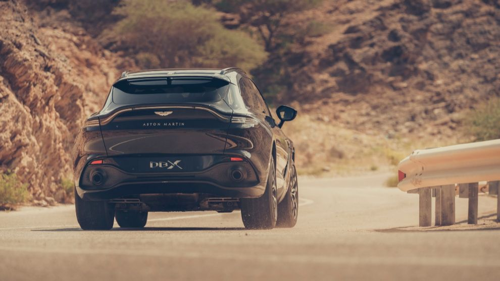 El DBX será uno de los SUV más dinámicos del mercado.