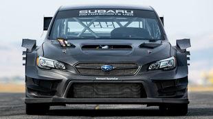 El Subaru WRX STI hecho a medida para Travis Pastrana.
