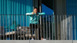 Cristiano Ronaldo, aislado con Portugal por coronavirus