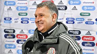Tata Martino dio sus conclusiones sobre el encuentro ante Argelia