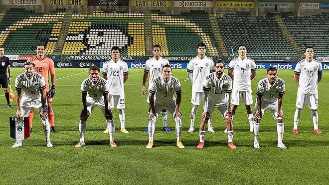 México finalizó la fecha FIFA con dos triunfos y un empate.