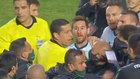 """Bronca en La Paz con Messi: """"No tenés que venir a jod****"""""""