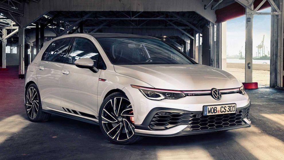 Golf GTI Clubsport 2021: 300 caballos para el Golf 8 más potente... de momento