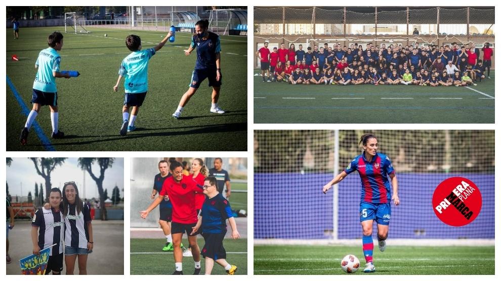 Laura Gutiérrez es el fútbol... con valores