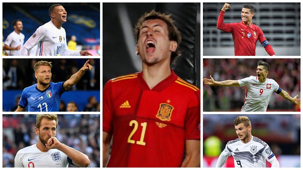 La falta de gol de España... un problema que el resto de selecciones no tiene